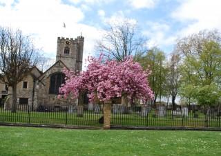 churches in barking and dagenham