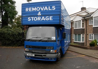 Removal Companies in Barking
