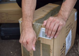 packing services moving in Barking